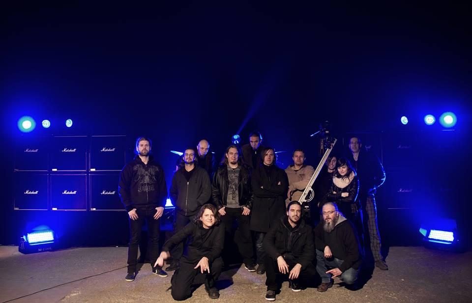 Band&Crew_Videodreh