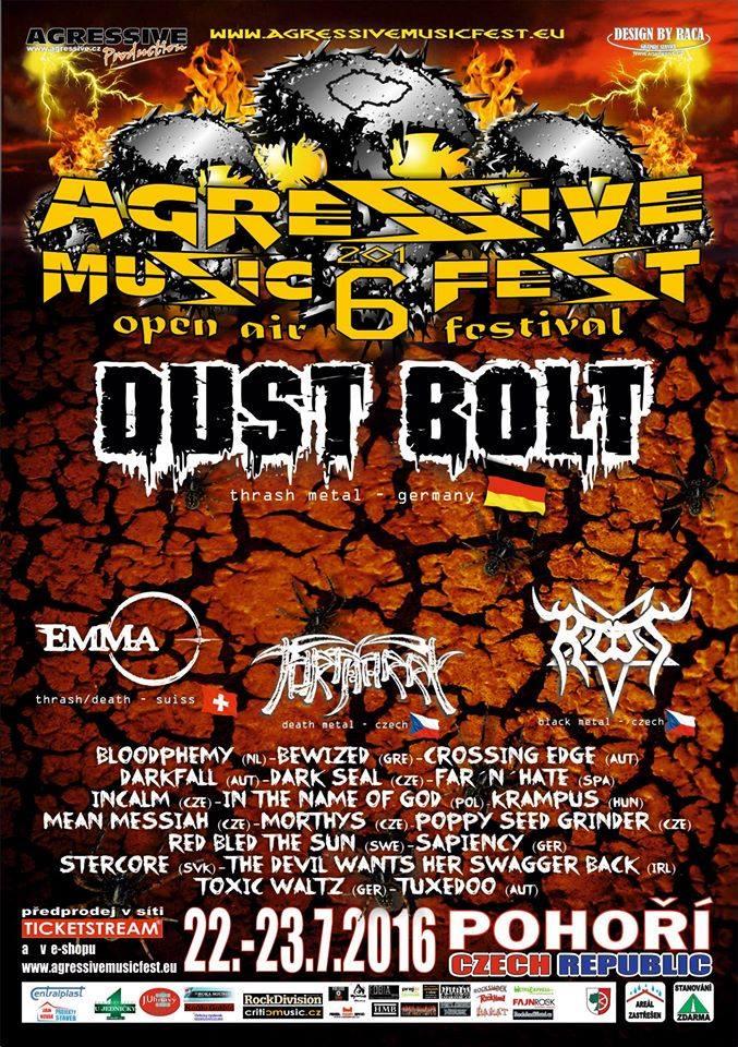 aggressive music festival